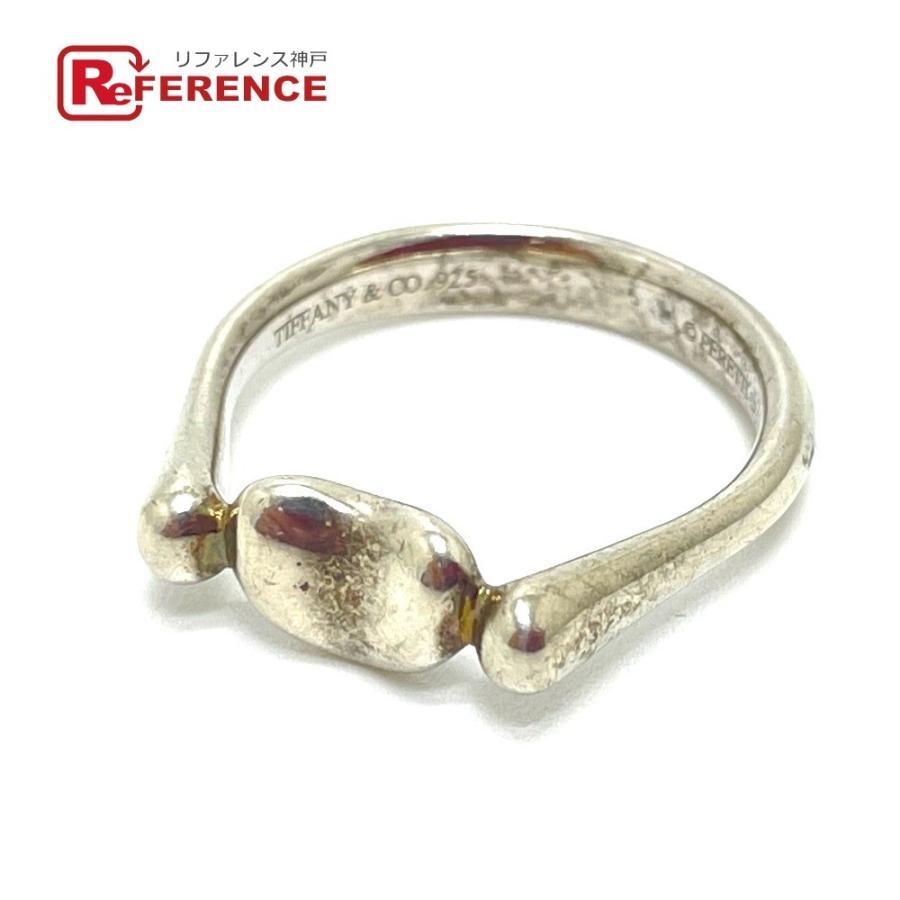 TIFFANY&Co. ティファニー ビーン デザイン エルサ・ペレッティ リング・指輪 10.5号 シルバー レディース 【中古】|reference