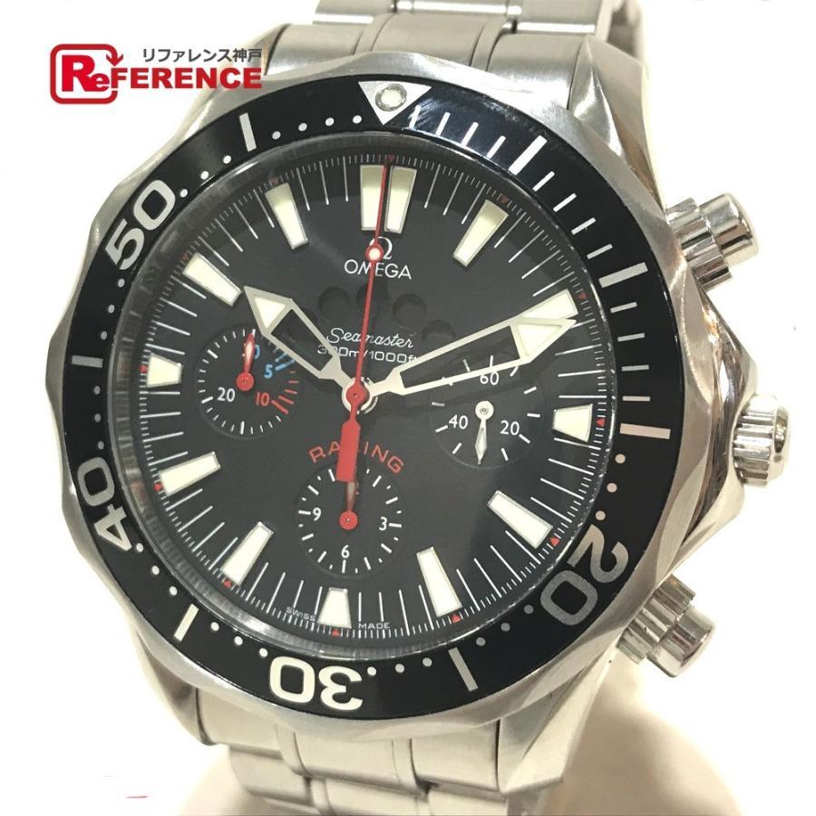 最大の割引 OMEGA オメガ メンズ腕時計 2569.52 シーマスター レーシング クロノメーター300 シーマスター メンズ腕時計 メンズ 腕時計 シルバー メンズ【】, Rafie:408f011b --- airmodconsu.dominiotemporario.com