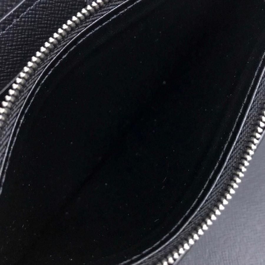 LOUIS VUITTON ルイヴィトン M67723 シュプリーム ジッピー・オーガナイザー 長財布(小銭入れあり) ノワール ブラック メンズ 【新品】|reference|08