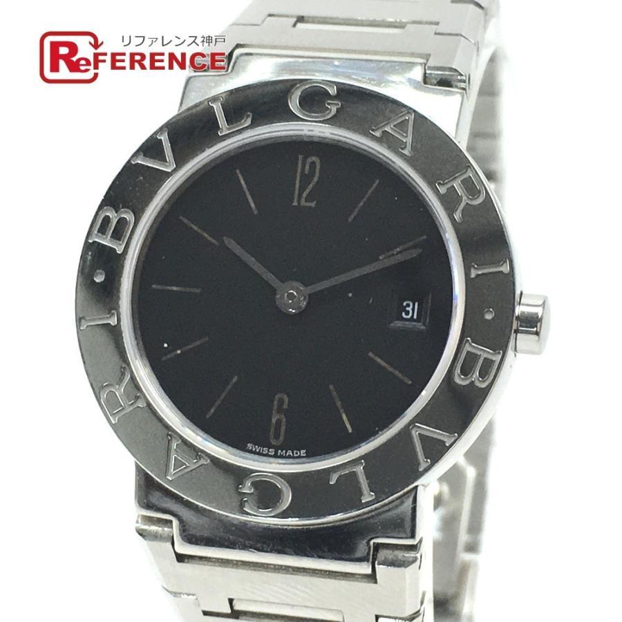【全商品オープニング価格 特別価格】 BVLGARI ブルガリ BB26SS ブルガリブルガリ デイト レディース腕時計 腕時計 シルバー レディース 【】, CHILL IN DA HOUSE 55dae714