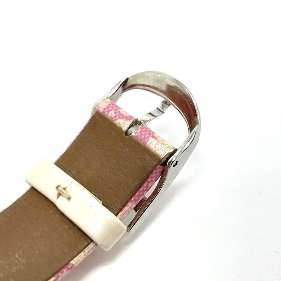 Christian Dior クリスチャンディオール D78-109 マリス トロッター 腕時計 シルバー レディース 【中古】|reference|09