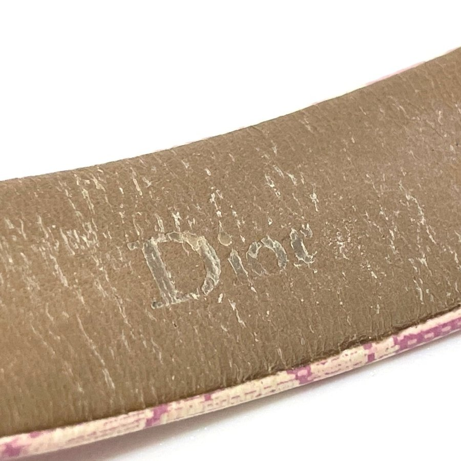 Christian Dior クリスチャンディオール D78-109 マリス トロッター 腕時計 シルバー レディース 【中古】|reference|10