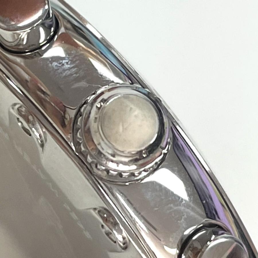 CARTIER カルティエ W10184U2 ヴァンテアン クロノスカフLM マスト21 腕時計 シルバー メンズ 【中古】 reference 02