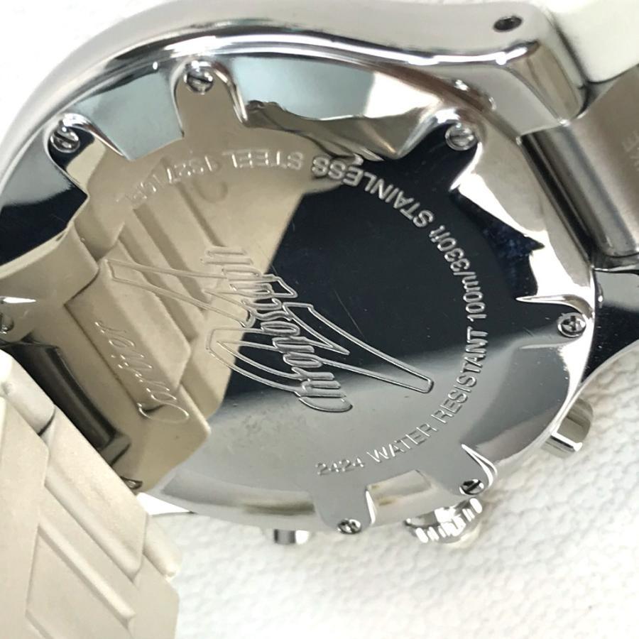 CARTIER カルティエ W10184U2 ヴァンテアン クロノスカフLM マスト21 腕時計 シルバー メンズ 【中古】 reference 08