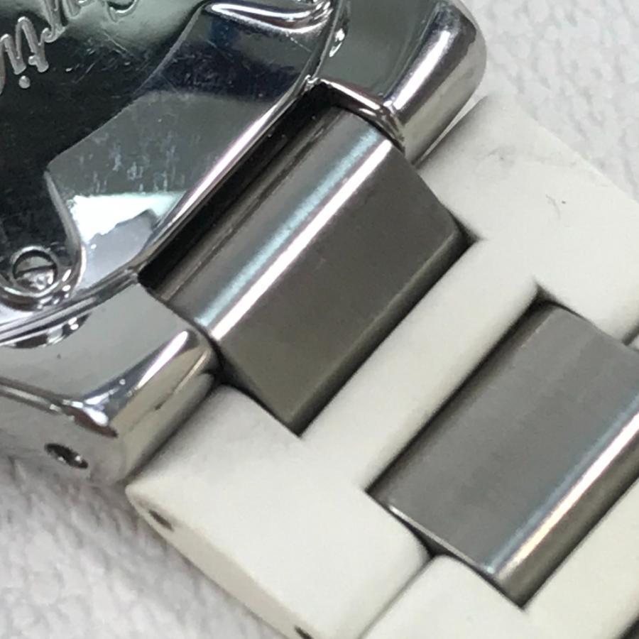 CARTIER カルティエ W10184U2 ヴァンテアン クロノスカフLM マスト21 腕時計 シルバー メンズ 【中古】 reference 09