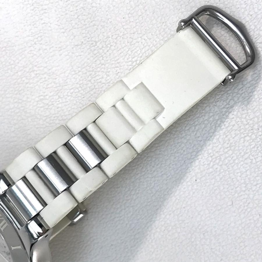 CARTIER カルティエ W10184U2 ヴァンテアン クロノスカフLM マスト21 腕時計 シルバー メンズ 【中古】 reference 10