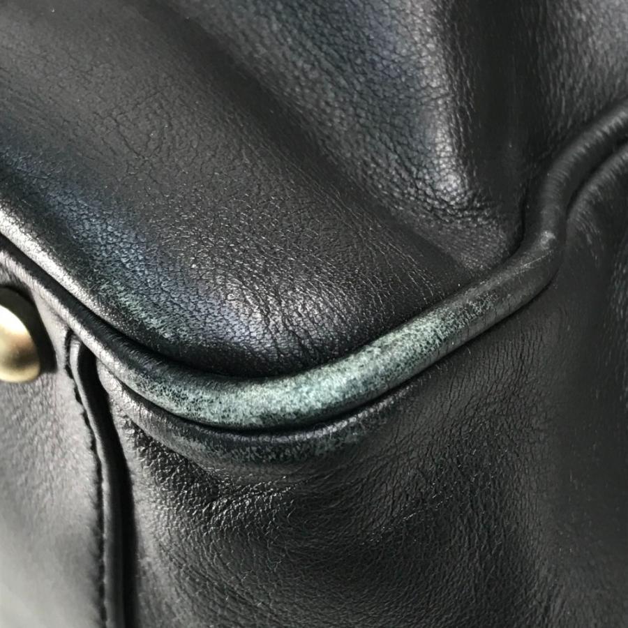 CHANEL シャネル カメリア&ロゴ CC ココマーク トートバッグ ブラック/ホワイト レディース 【中古】 reference 04