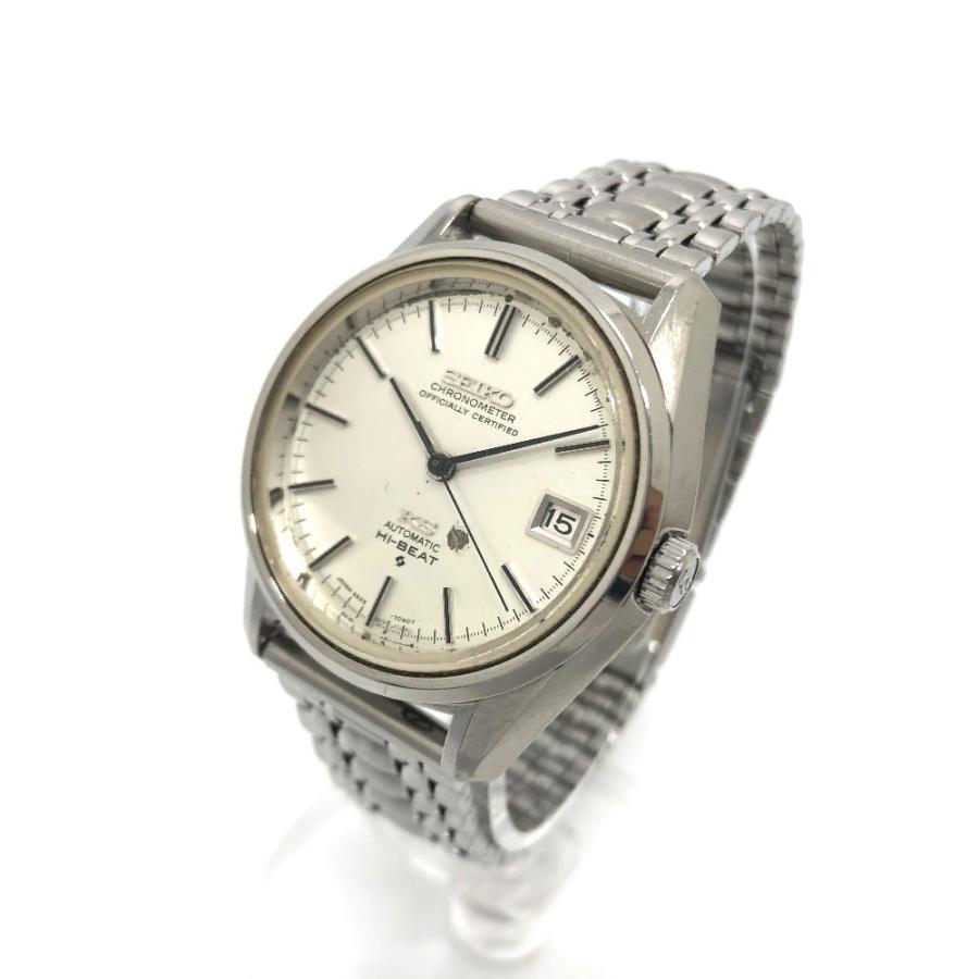 SEIKO セイコー 5625-7040 キングセイコー クロノメーター 腕時計 シルバー メンズ 【中古】|reference|02