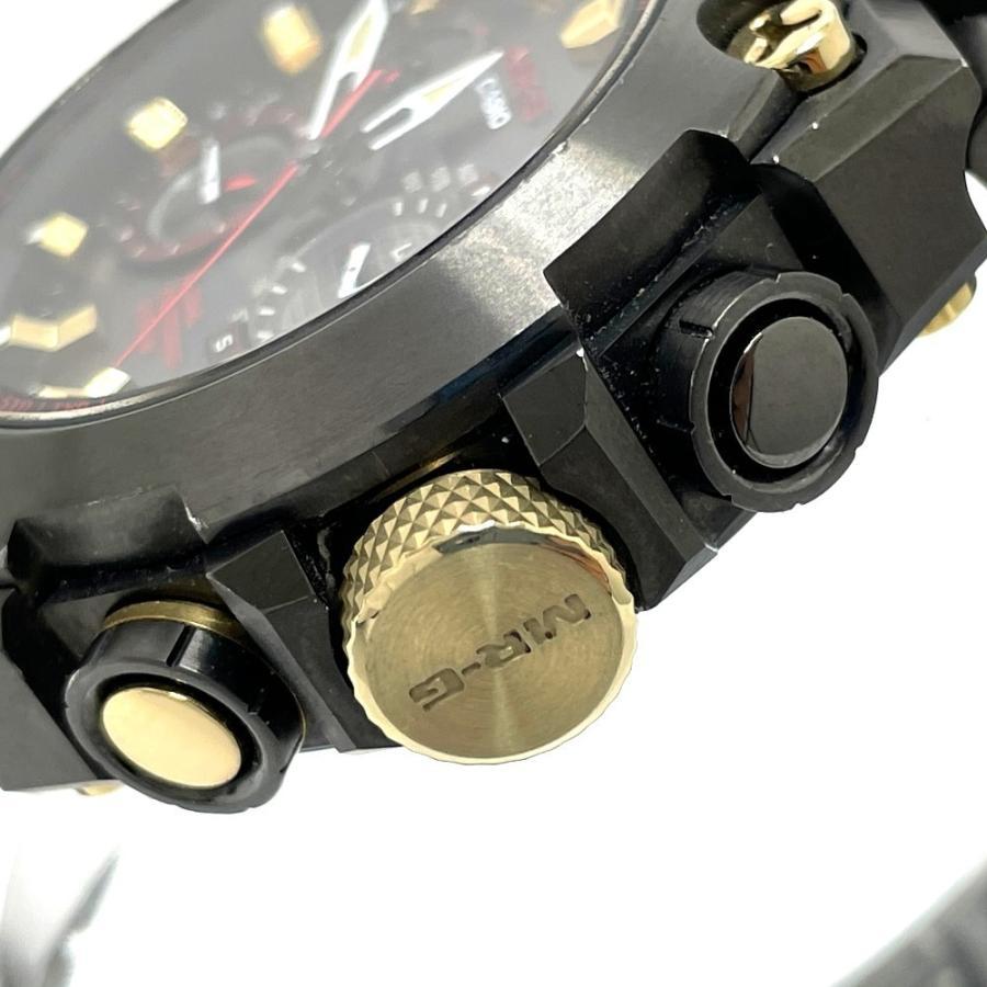 CASIO カシオ 1000B-1A4JR MR-G Gショック 腕時計 ブラック ブラック系 メンズ 【中古】|reference|03