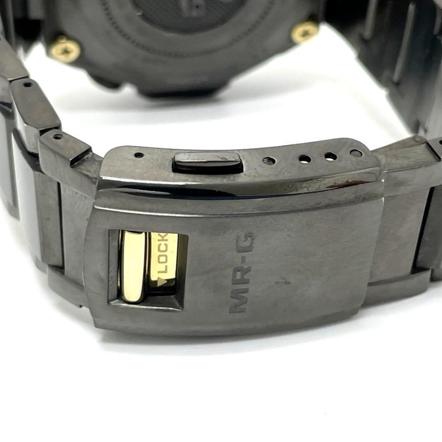 CASIO カシオ 1000B-1A4JR MR-G Gショック 腕時計 ブラック ブラック系 メンズ 【中古】|reference|06