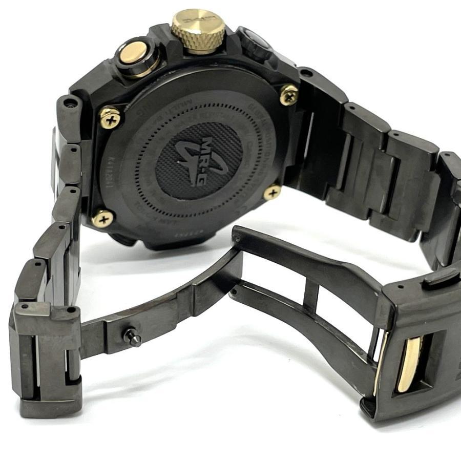 CASIO カシオ 1000B-1A4JR MR-G Gショック 腕時計 ブラック ブラック系 メンズ 【中古】|reference|07