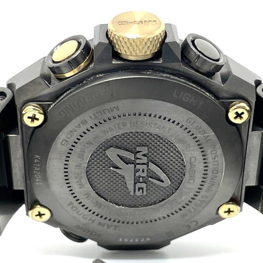 CASIO カシオ 1000B-1A4JR MR-G Gショック 腕時計 ブラック ブラック系 メンズ 【中古】|reference|08