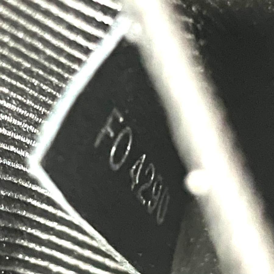 LOUIS VUITTON ルイヴィトン N50032 フラップ・ソフトトランク ダミエ ディストーテッド ハンドバッグ ブラック×ホワイト メンズ  新品同様【中古】 reference 11