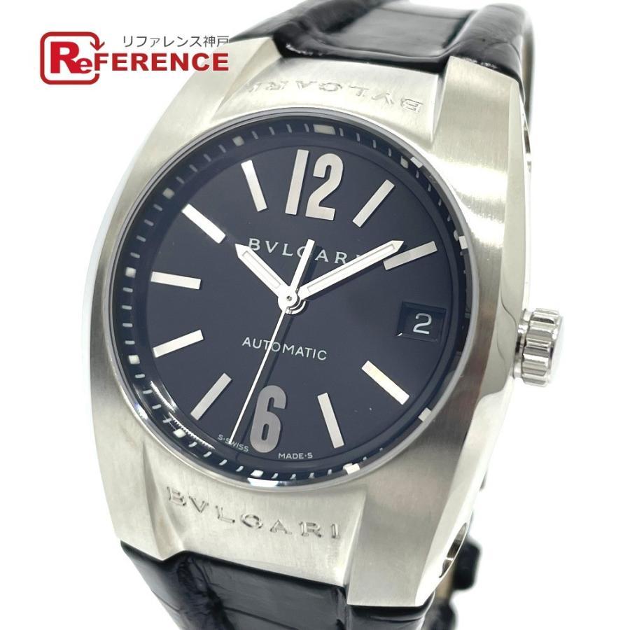 BVLGARI ブルガリ EG35S エルゴン デイト 腕時計 シルバー ボーイズ 【中古】|reference