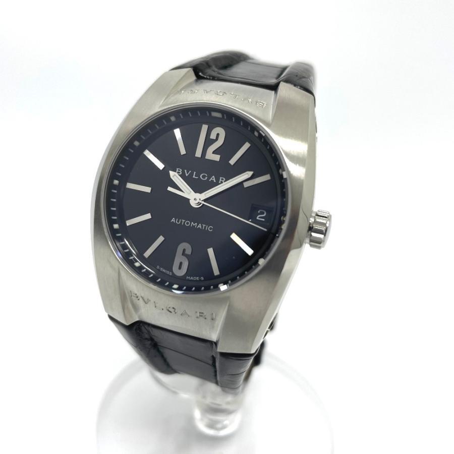 BVLGARI ブルガリ EG35S エルゴン デイト 腕時計 シルバー ボーイズ 【中古】|reference|02