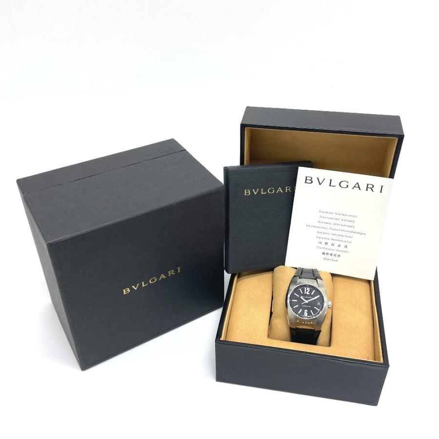 BVLGARI ブルガリ EG35S エルゴン デイト 腕時計 シルバー ボーイズ 【中古】|reference|11