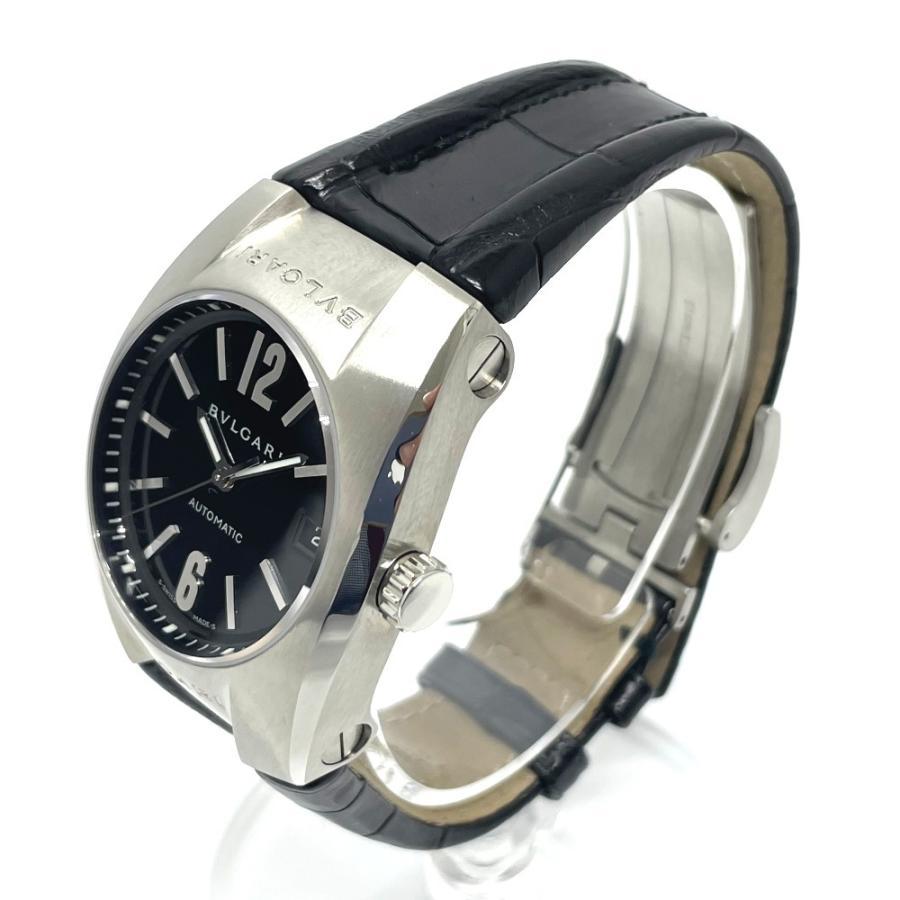 BVLGARI ブルガリ EG35S エルゴン デイト 腕時計 シルバー ボーイズ 【中古】|reference|03