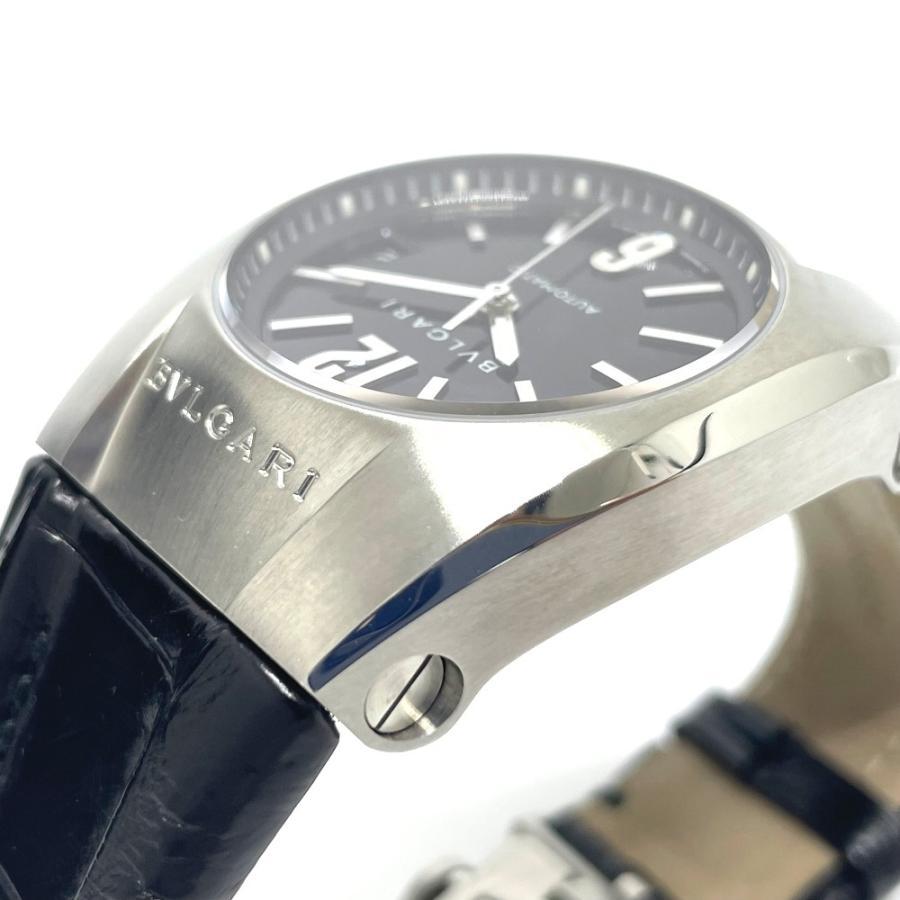 BVLGARI ブルガリ EG35S エルゴン デイト 腕時計 シルバー ボーイズ 【中古】|reference|09
