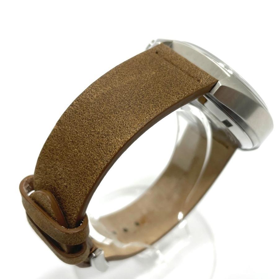 ZODIAC ゾディアック ZO9603 グランドラリー デイト クロノグラフ  腕時計 シルバー メンズ  新品同様【中古】|reference|04