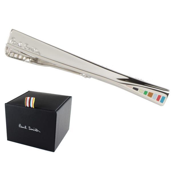ポールスミス ネクタイピン タイバー Paul Smith メンズ ブランド 送料無料 正規品 新品 2019年 ギフト プレゼント 260953 250 reformafter