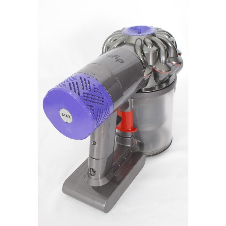 ダイソン V6 Fluffy+ SV09MHCOM コードレスクリーナー|refun|04