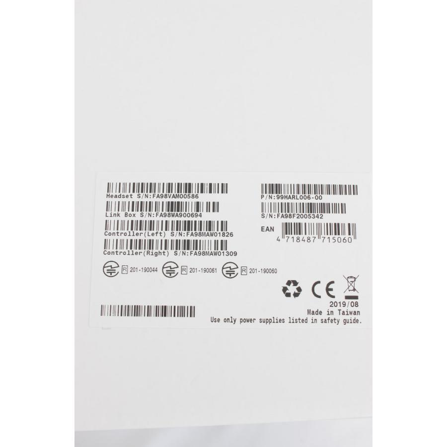 【新品】HTC VIVE Cosmos 99HARL006-00 VR ヘッドマウントディスプレイ|refun|04