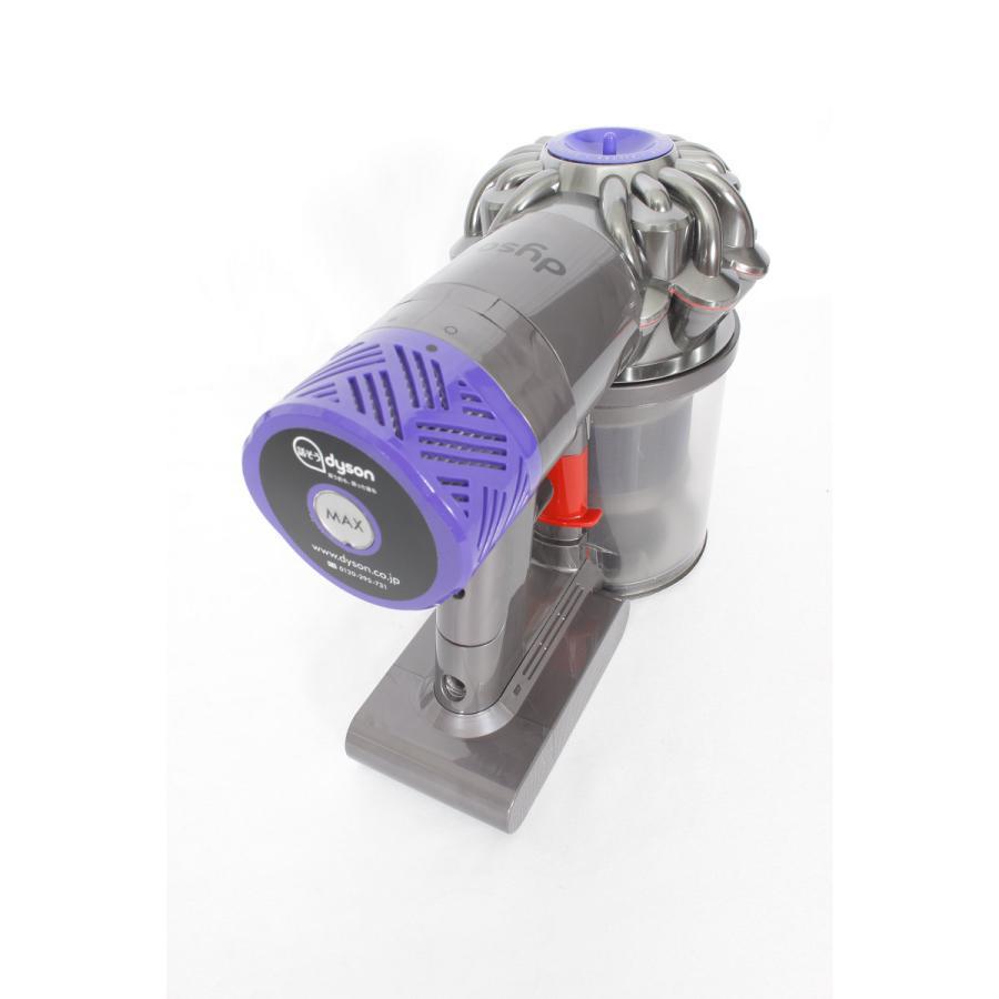 ダイソン V6 Fluffy+ SV09MHCOM コードレス スティッククリーナー 掃除機 refun 11