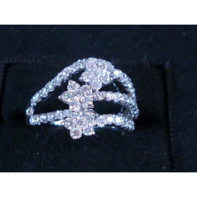 【18%OFF】 1カラットダイヤモンドプラチナリング Pt×ダイヤモンド合計1.0ct 指輪 レディース レディース 指輪, 株式会社光商:ff256e5c --- airmodconsu.dominiotemporario.com