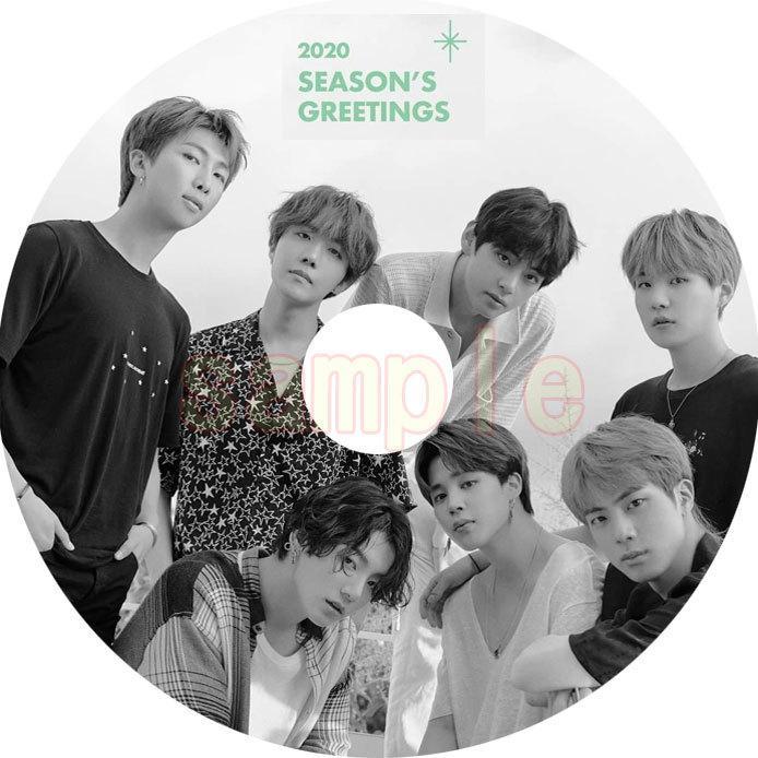 韓流DVD OUTLET SALE BTS 防弾少年団 2020 GREETING 専門店 SEASON バンタン 日本語字幕