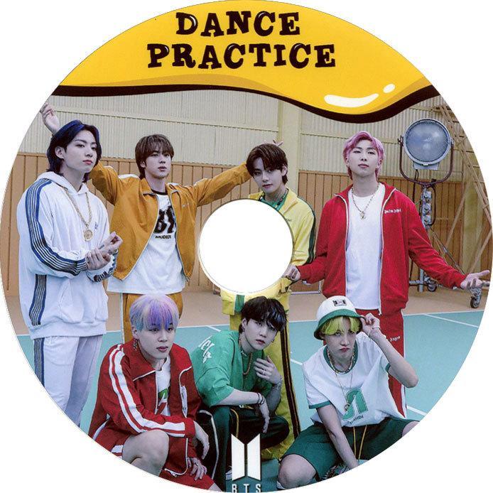 韓流DVD BTS 防弾少年団 2021 激安挑戦中 お買得 PRACTICE DANCE バンタン COLLECTION
