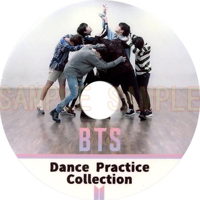 韓流DVD BTS 防弾少年団 Dance K-POP 当店限定販売 ふるさと割 Practice MUSIC