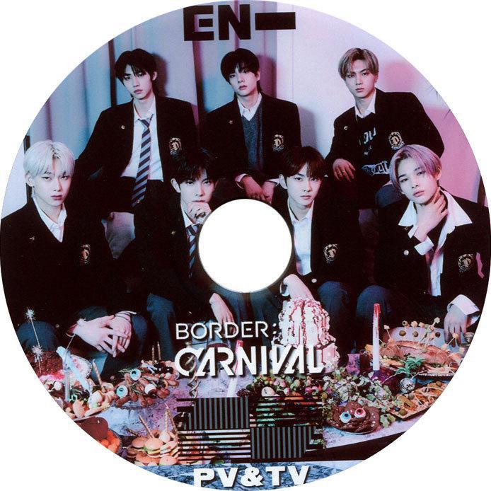 韓流DVD ENHYPEN 2021 PV ランキング総合1位 Collection 買い物 TV エンハイフン