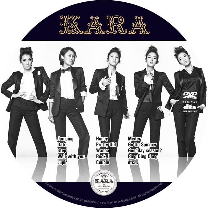 韓流DVD 限定タイムセール KARA PV amp; COLLECTION !超美品再入荷品質至上! MUSIC TV K-POP