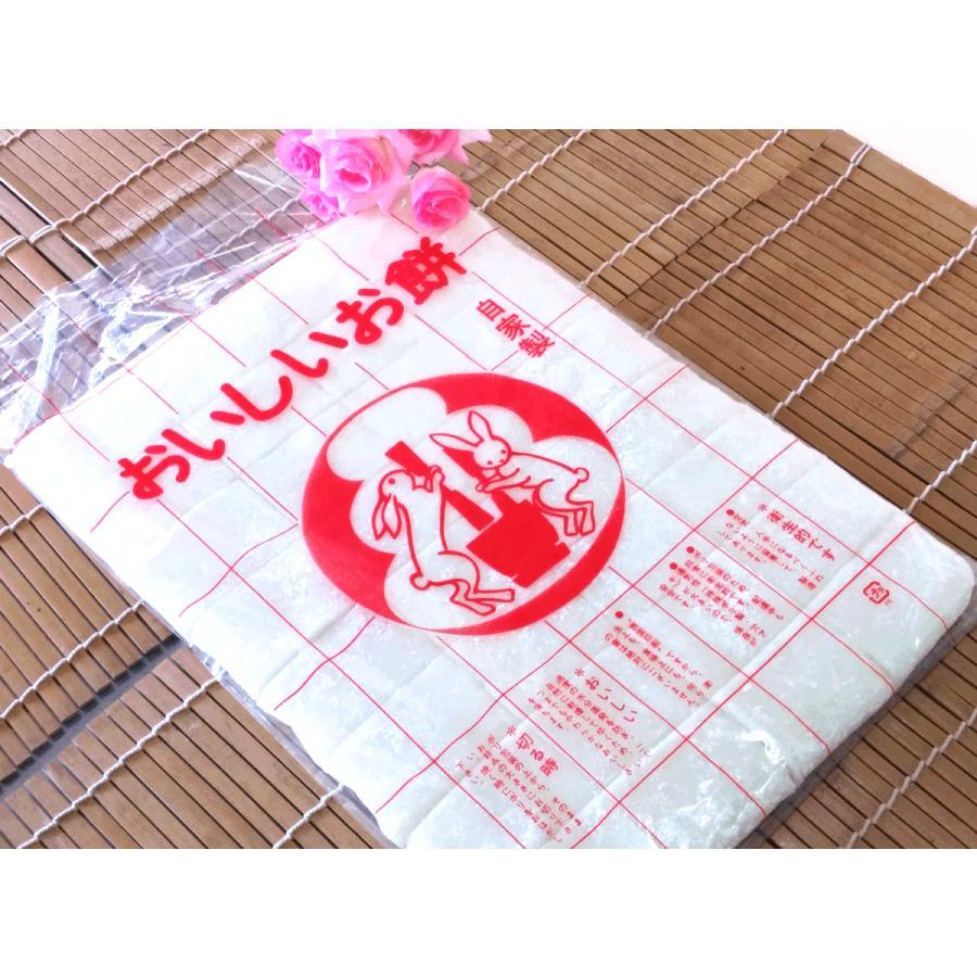 のし餅☆彡 ( 正月餅 ) 一升餅【 餅2kg、切り餅32枚分  】+10%増量中!|reigetsu|04