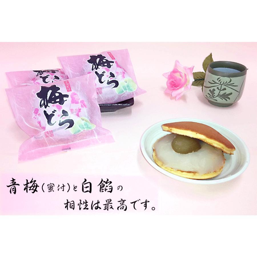 どら焼き&梅どら焼き☆彡( 10個入り ) reigetsu 06