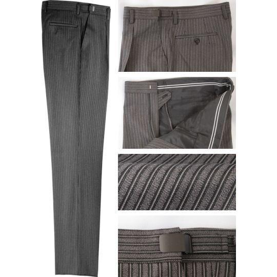 Y体 モーニングコート コールズボン付き ウールマーク 日本製 7700-401-Y|reisouclub|04