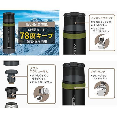 サーモス ステンレスボトル FFX-751 サンドベージュ 0811700212-SDBE|relawer|02
