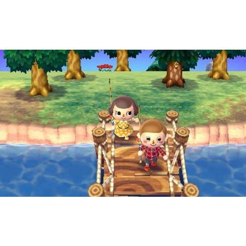 とびだせ どうぶつの森 - 3DS|relawer|03