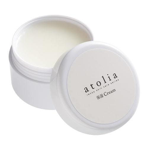 アトリアクリーム 65g しっかり保湿の 乾燥対策 しっかり長持ち アトピー 素肌美 renoa
