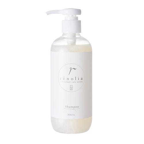 レノリアシャンプー 300ml 弱酸性 天然アミノ酸配合 低刺激 髪と頭皮と手にやさしい自然派|renoa