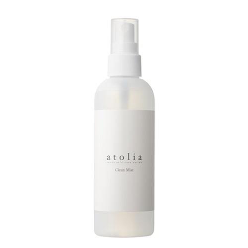 アトリアクリーンミスト 200ml 化粧水 特許製法 清潔に スプレー アトピー 素肌美 renoa