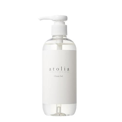 アトリアクリーンジェル 300ml 抗菌 特許製法 さっぱり保湿 アトピー 素肌美|renoa