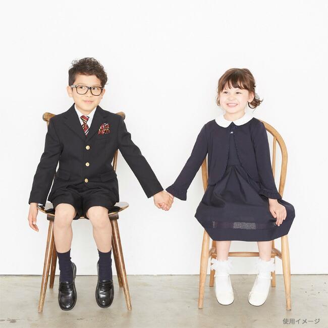 スーツと同時レンタルなら送料お得に!  子供用フォーマル靴レンタル 男女兼用キッズ ジュニア フォーマルシューズ ローファー 黒 rensh01 rentaldress-kids 06