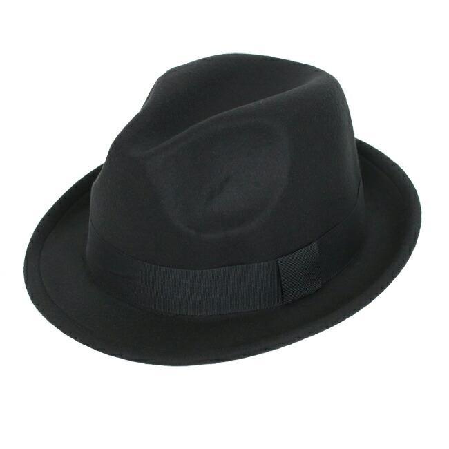 スーツと同時レンタルなら送料お得に!renac034 フェルト素材中折れハット ダークブラウン ワインレッド ブラック 和装におすすめ 七五三  結婚式 ハット 帽子|rentaldress-kids|13
