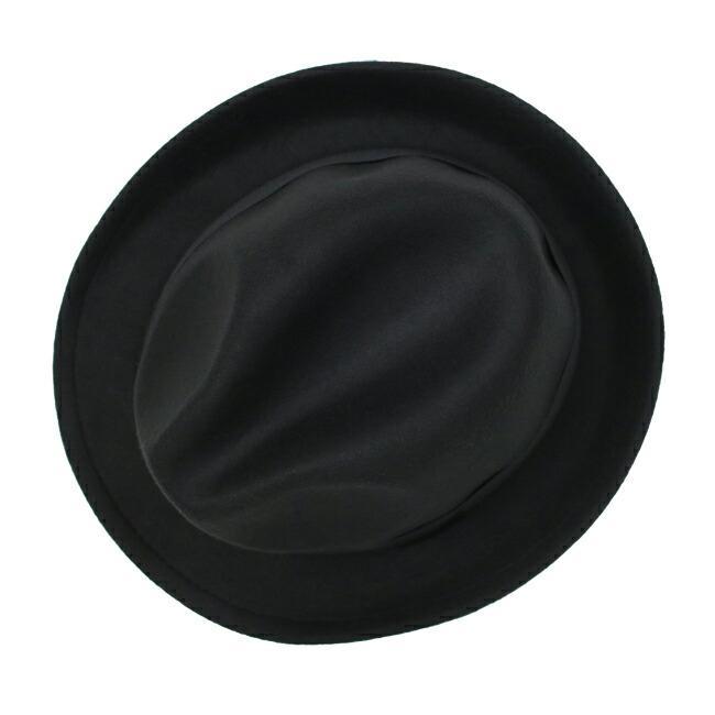 スーツと同時レンタルなら送料お得に!renac034 フェルト素材中折れハット ダークブラウン ワインレッド ブラック 和装におすすめ 七五三  結婚式 ハット 帽子|rentaldress-kids|15