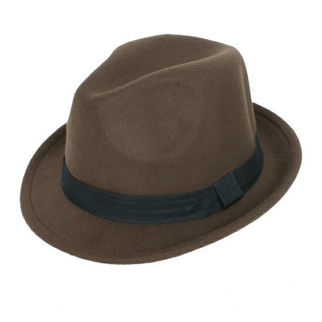 スーツと同時レンタルなら送料お得に!renac034 フェルト素材中折れハット ダークブラウン ワインレッド ブラック 和装におすすめ 七五三  結婚式 ハット 帽子|rentaldress-kids|03