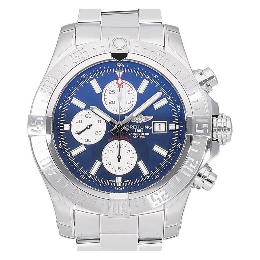 全ての ブライトリング スーパーアベンジャーII A331C71PSS 新品 メンズ(男性用) 送料無料 腕時計, 肝属郡 34547160