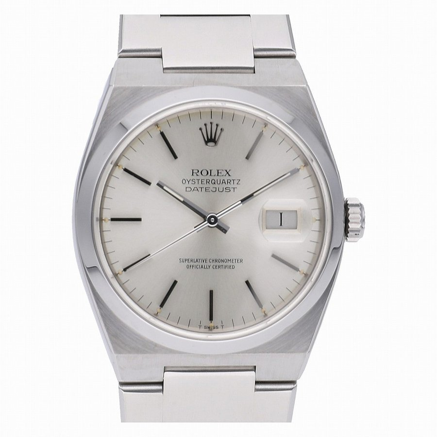 大人の上質  ロレックス オイスタークォーツ デイトジャスト 送料無料 17000 デイトジャスト 腕時計 メンズ(男性用) 送料無料 腕時計, セキジョウマチ:5d4d5dcd --- airmodconsu.dominiotemporario.com