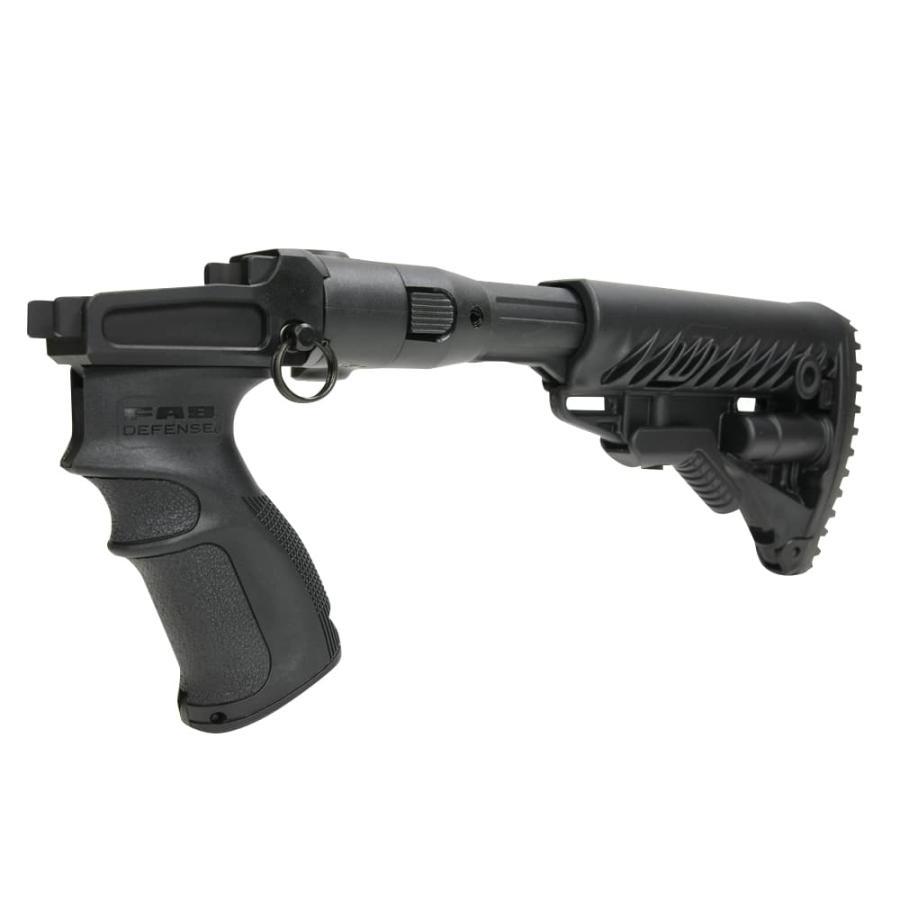 FABディフェンス 実物 バットストックキット M4 SVD ドラグノフ狙撃銃用 FAB-Defense ファブディフェンス 銃床 ドラグノフ用