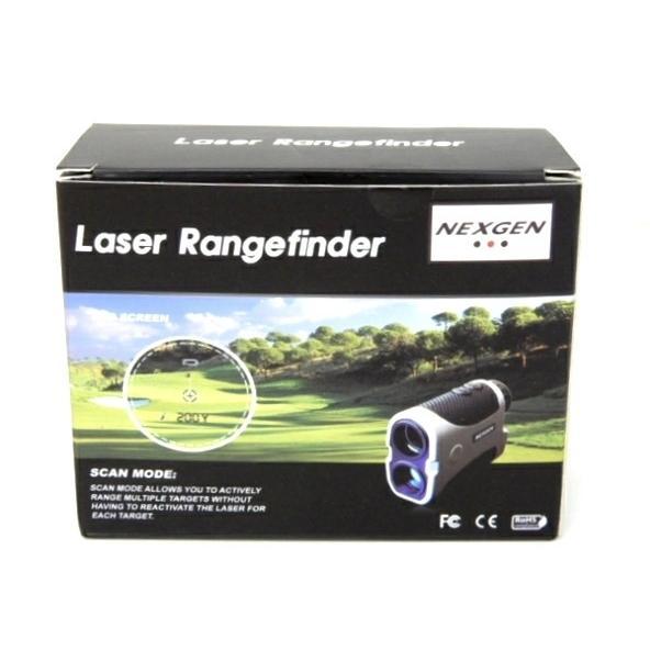 未使用 【中古】 ネクスジェン NEXGEN Range finder NXCM7T0001 レーザー 距離計 未使用 F4001077